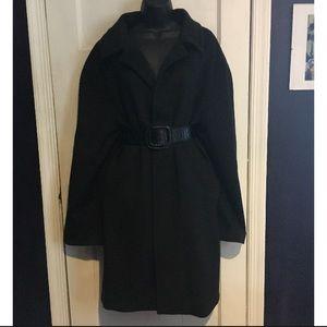 Riccardo Fazzi Jackets & Coats - Riccardo Fazzi Cashmere Blend Coat